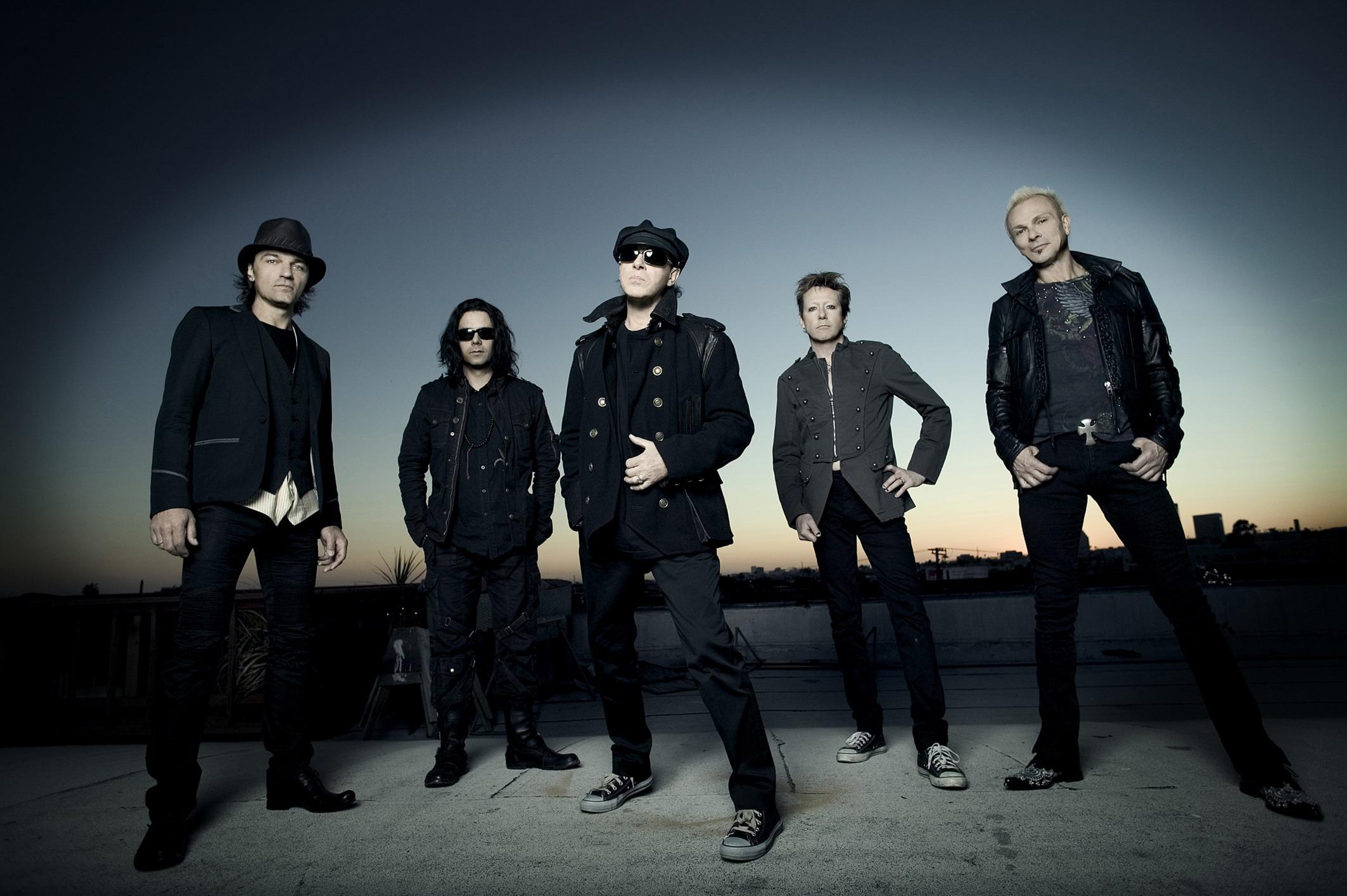 Scorpions Альбом Acoustica